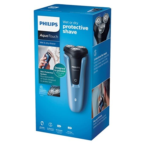 Philips S1223/04 Electric Shaver (Blue)