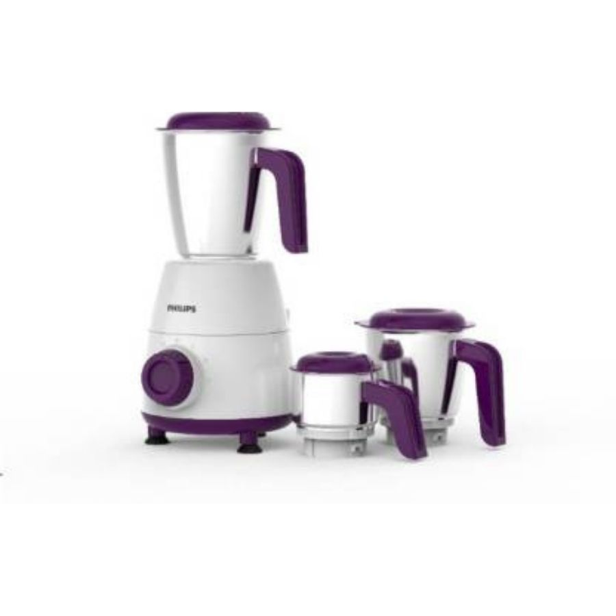 Philips Mixer Grinder 500Watt (HL7505/00)