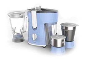 Philips Juicer Mixer Grinder 600W In Blue(HL7576/00)