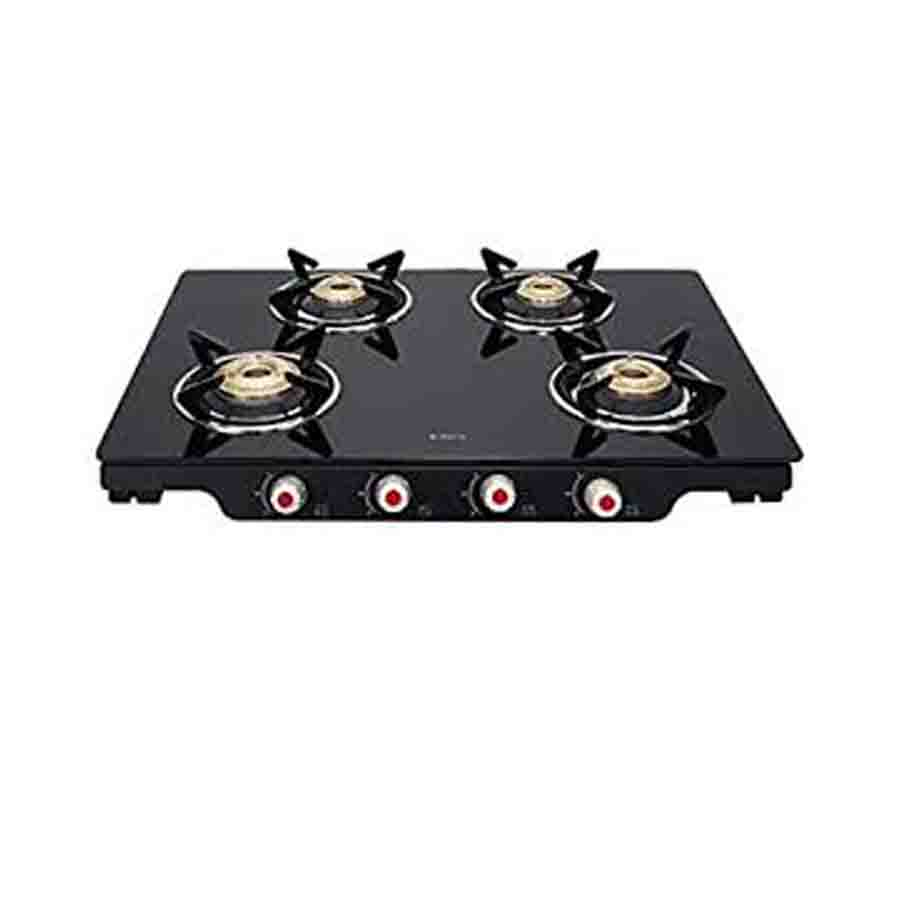 Elica Patio ICT DT 469 BLK S Glass Cooktop