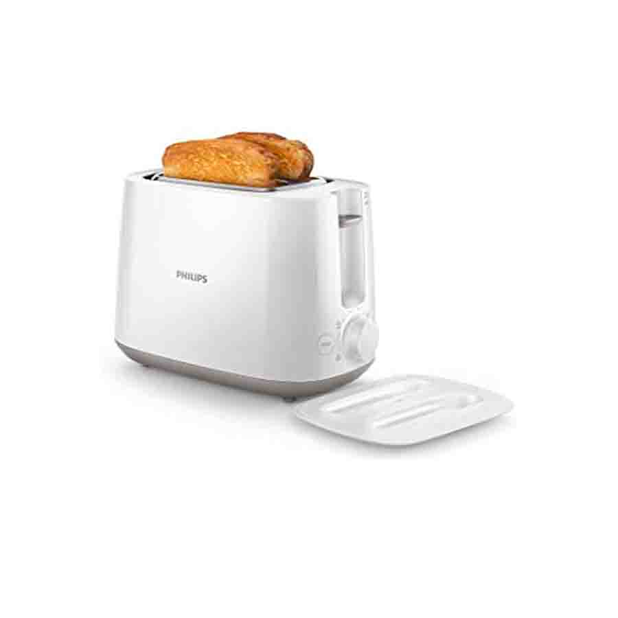 Philips Two Slice Pop Up Toaster 800 Watts (HD4823/28)