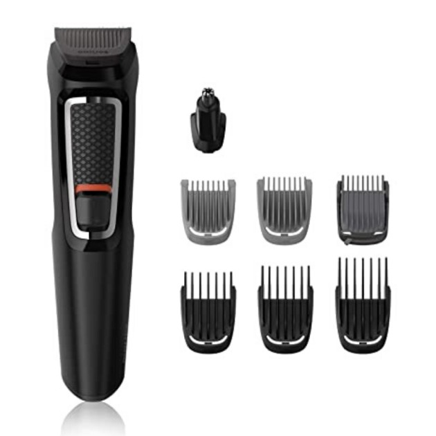 Philips (MG3730) 8-In-1 Multi Grooming Kit For Men