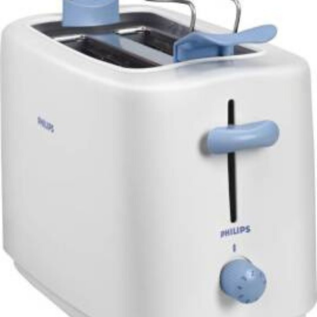 Philips Two Slice Pop Up Toaster 800 Watts (HD4815/28)