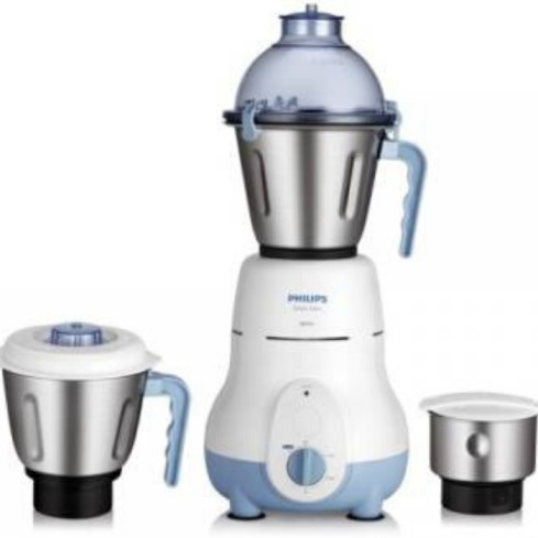 Philips Auto Cut Off Mixer Grinders 600W (HL1643/04)