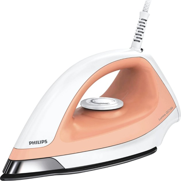 Philips Dry Irons 1100Watts (GC104/01)