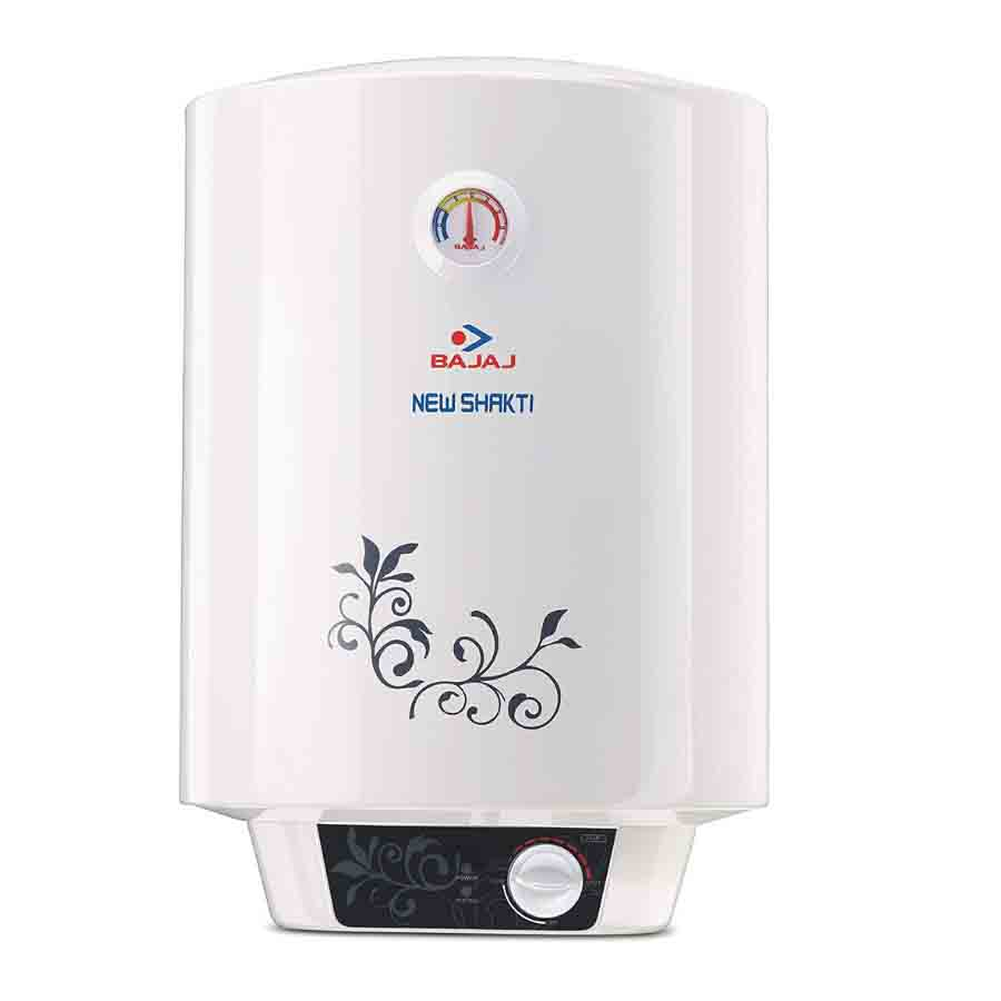 Bajaj Shakti Vertical Water Storage tank,White,4 Star
