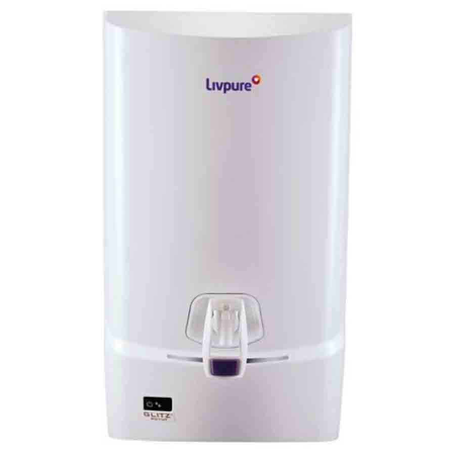 Livpure Glitz Plus Wall Mounted Water Purifier