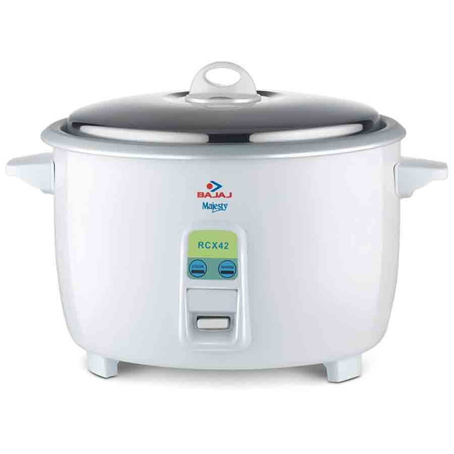 Bajaj 4.2 L Electric Rice Cooker Majesty RCX 42