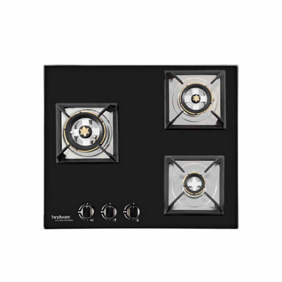 Hindware Gloria Plus 3B Auto Ignition Build in hobs