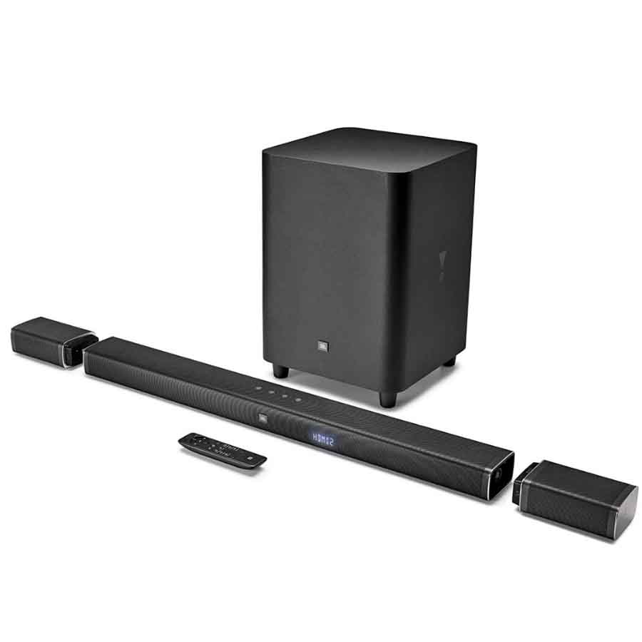 JBL Bar2.1 New Sleek Design Impressive Sound