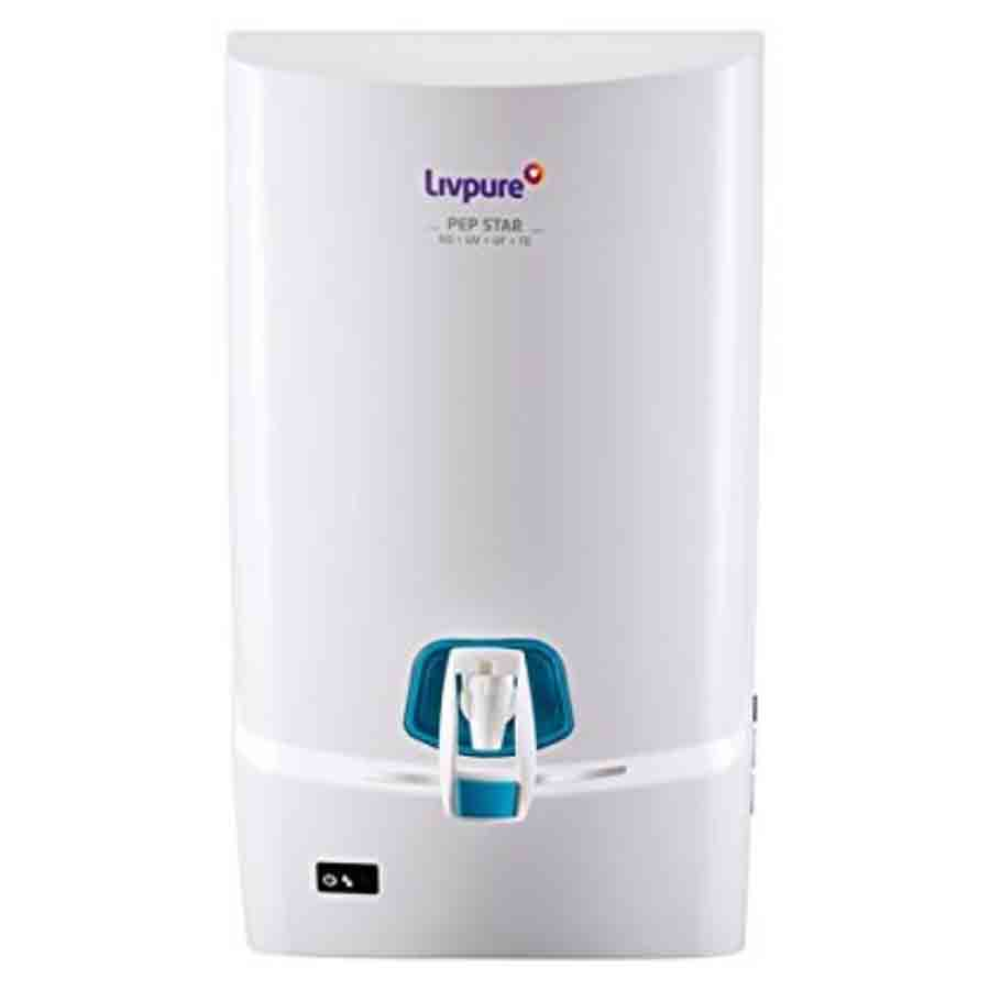 Livpure Pepstar Water Purifier(RO+UV+Taste Enhancer)
