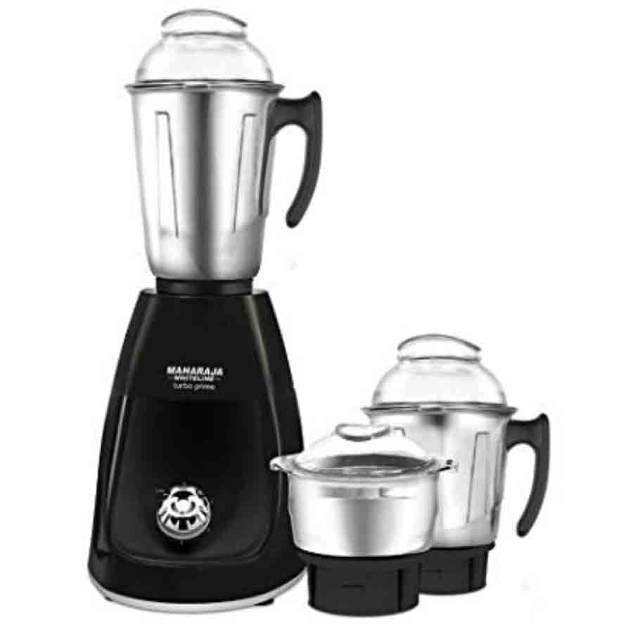 Maharaja Whiteline MG Turbo DLX 750W MixerGrinder