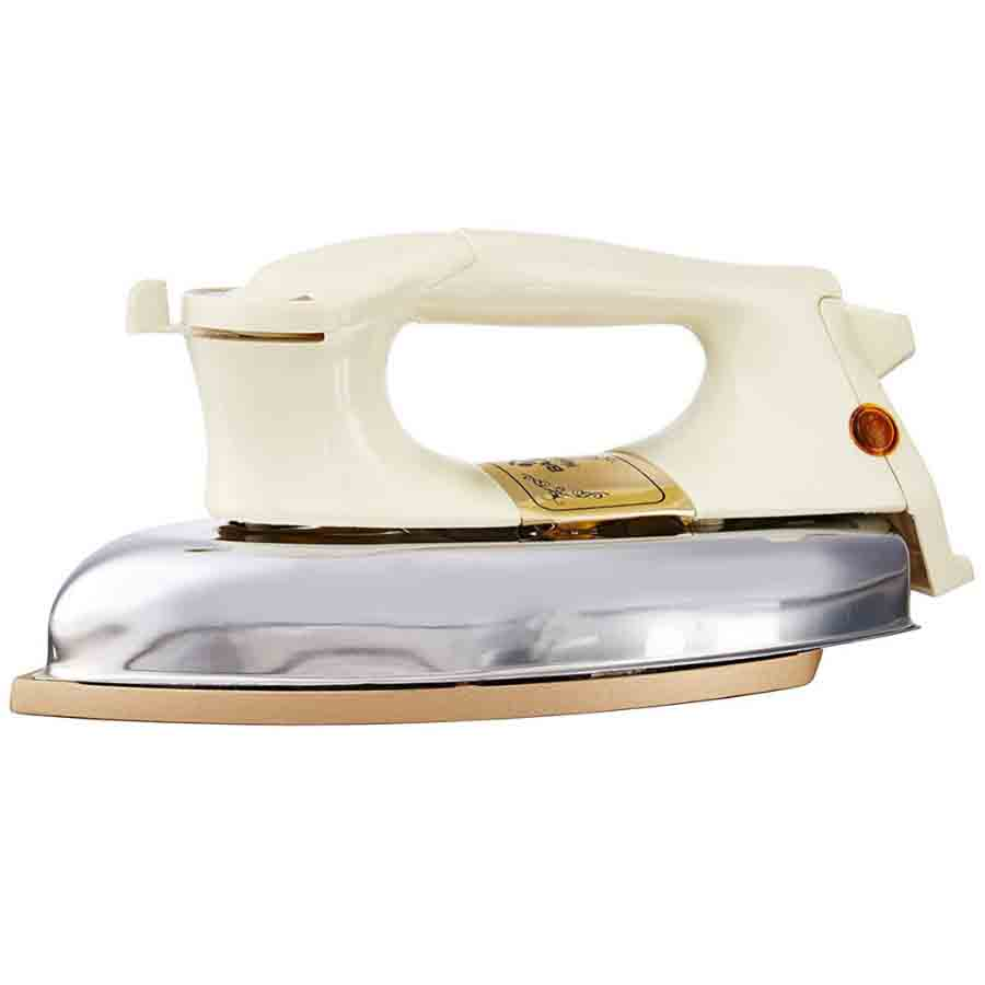 Bajaj Majesty DHX9 Dry Iron 1000-Watt (Ivory Color)