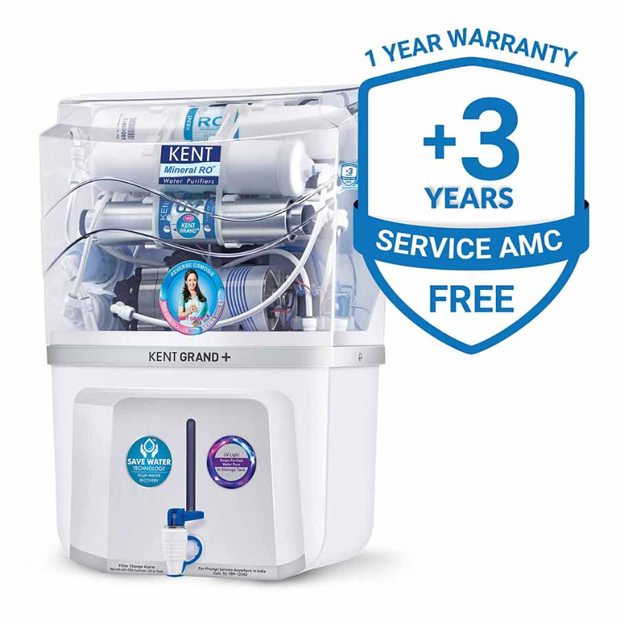 Kent Super+ Ro+Water Purifier With User Friendly Designed