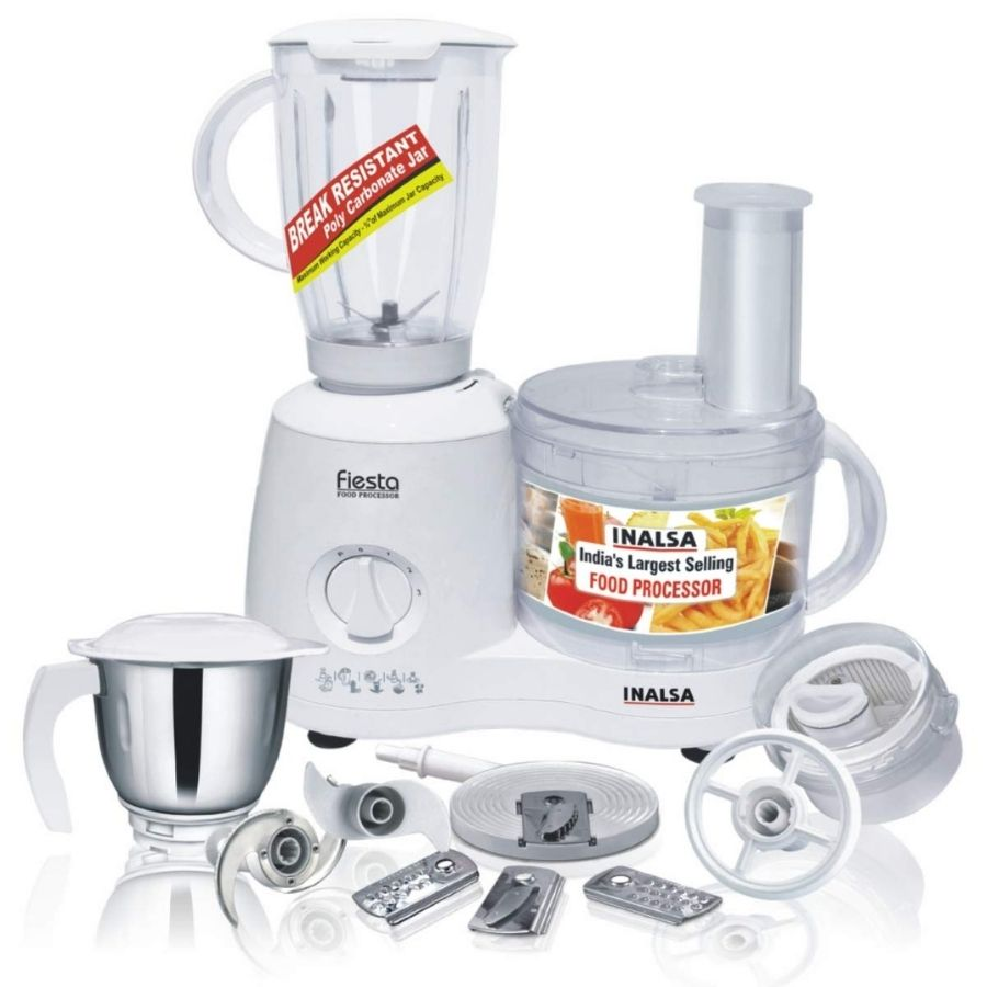 Inalsa Fiesta Food Processors