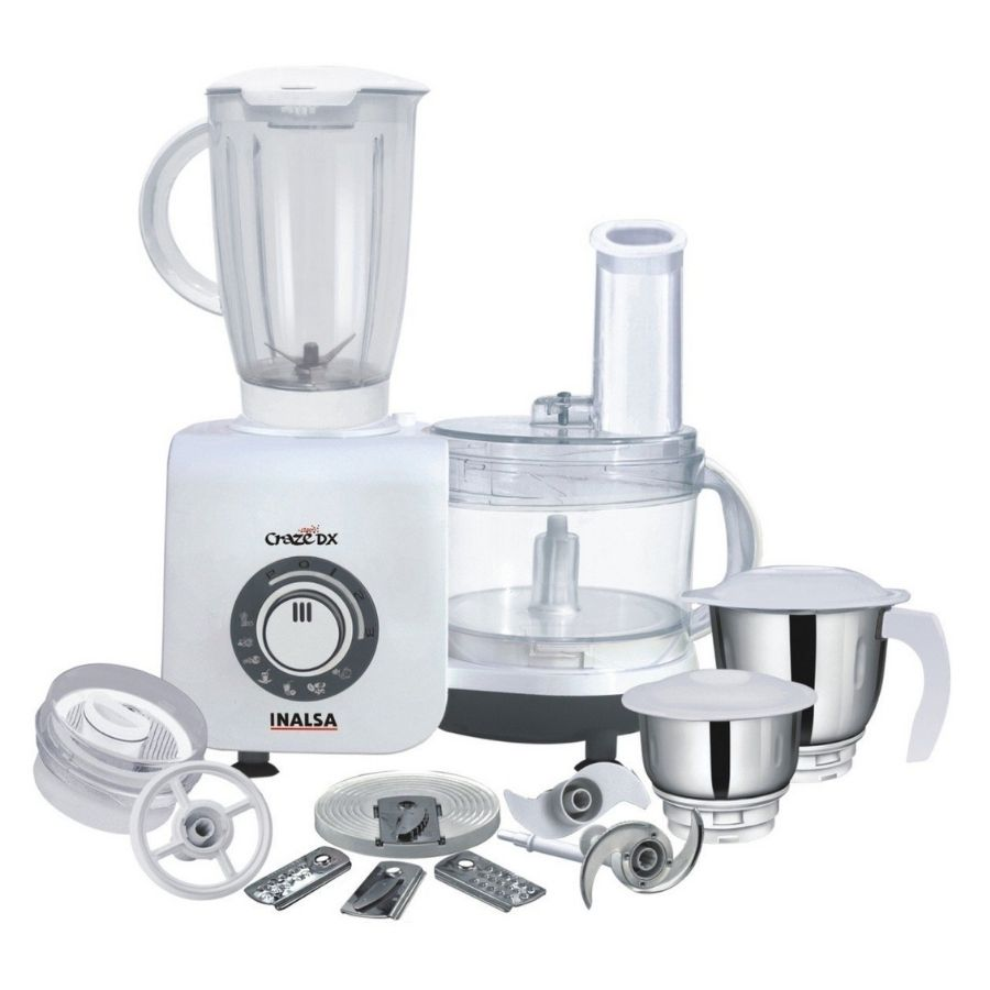 Inalsa Craze DX Food Processors