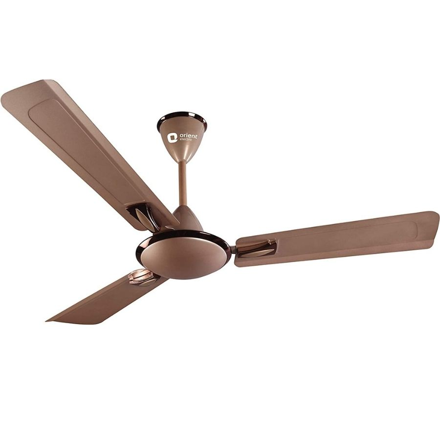 Orient Electric Gratia Shine Silky Silver 1200mm Fan