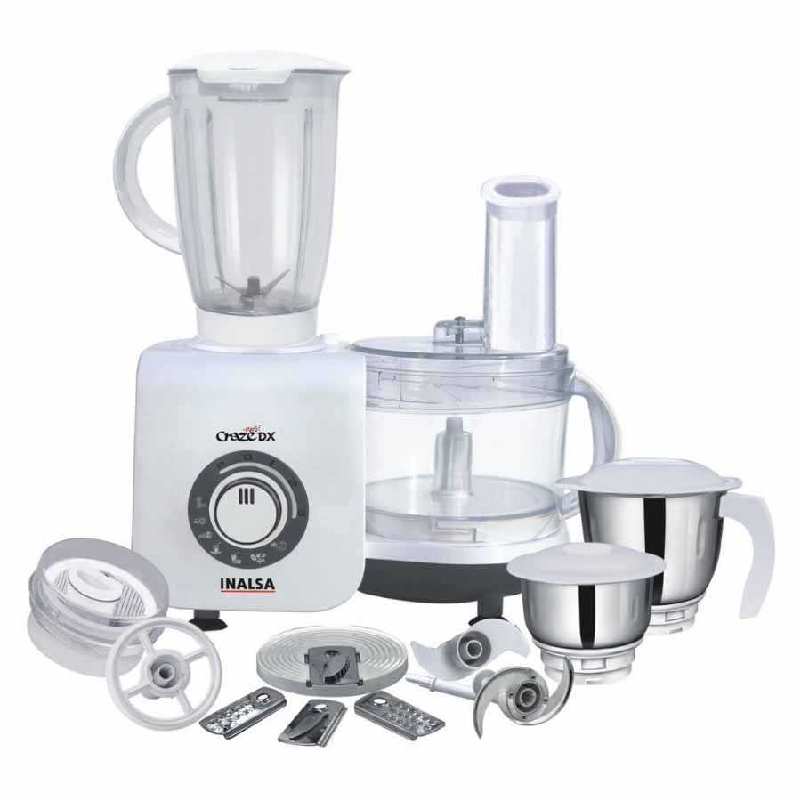 Inalsa Kitchen Craze Food Processors