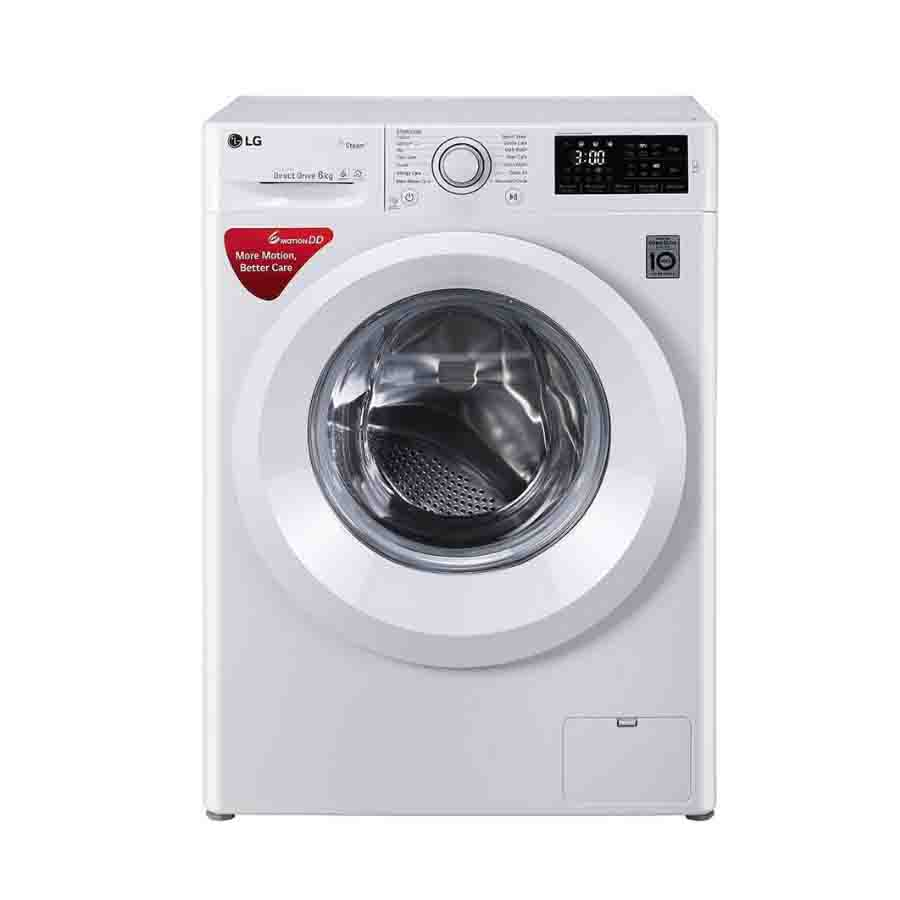 LG Front Load washing Machine(FHT1065SNW)