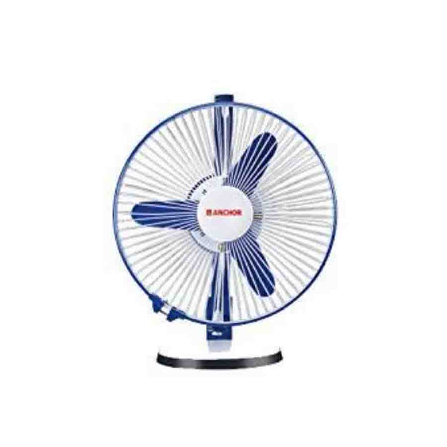 Anchor Mineo Personal Table Fan 230mm