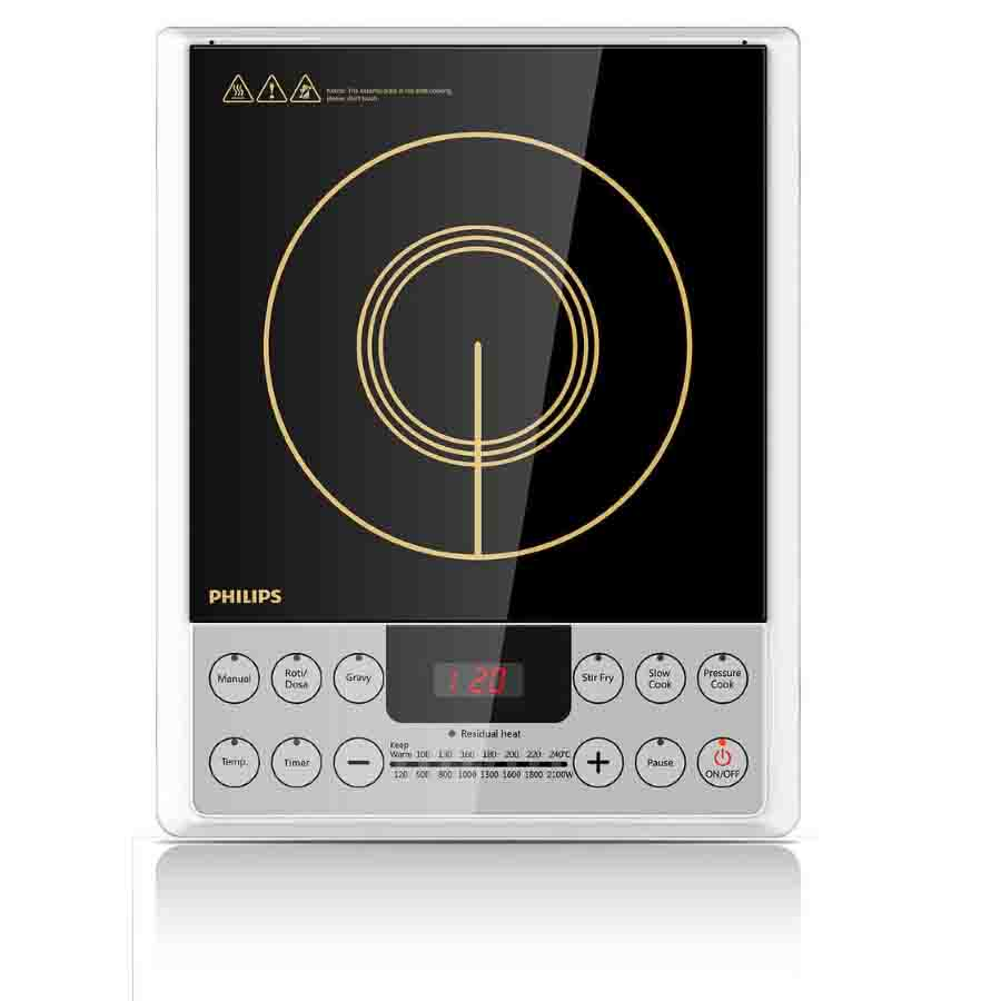 Philips Induction Cooktop, 2100 Watt,HD4929/01