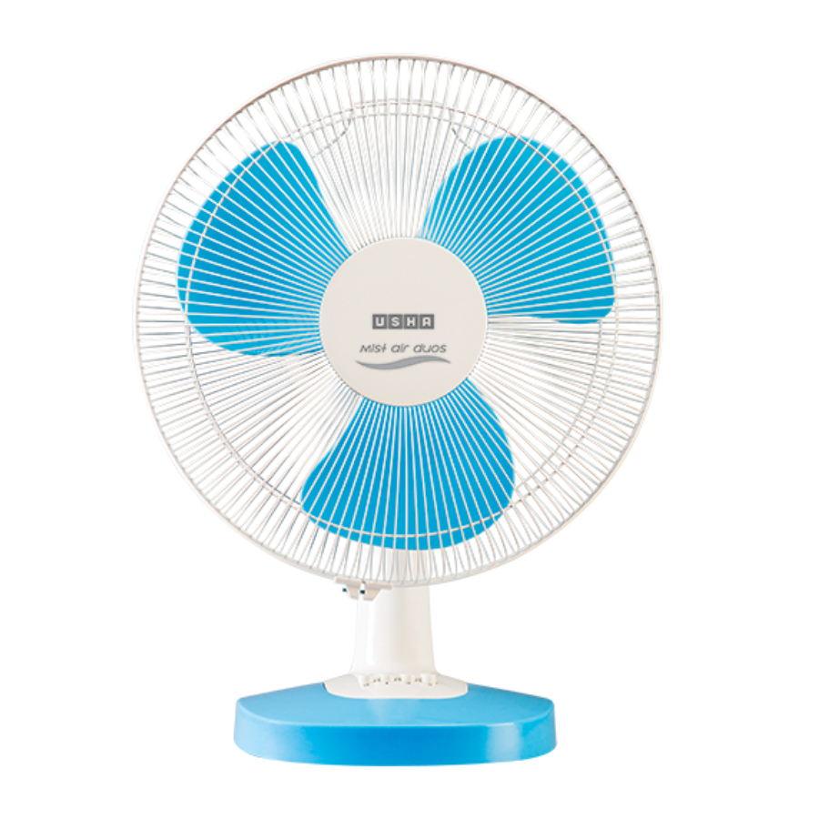 Usha Air Duos Table Fan