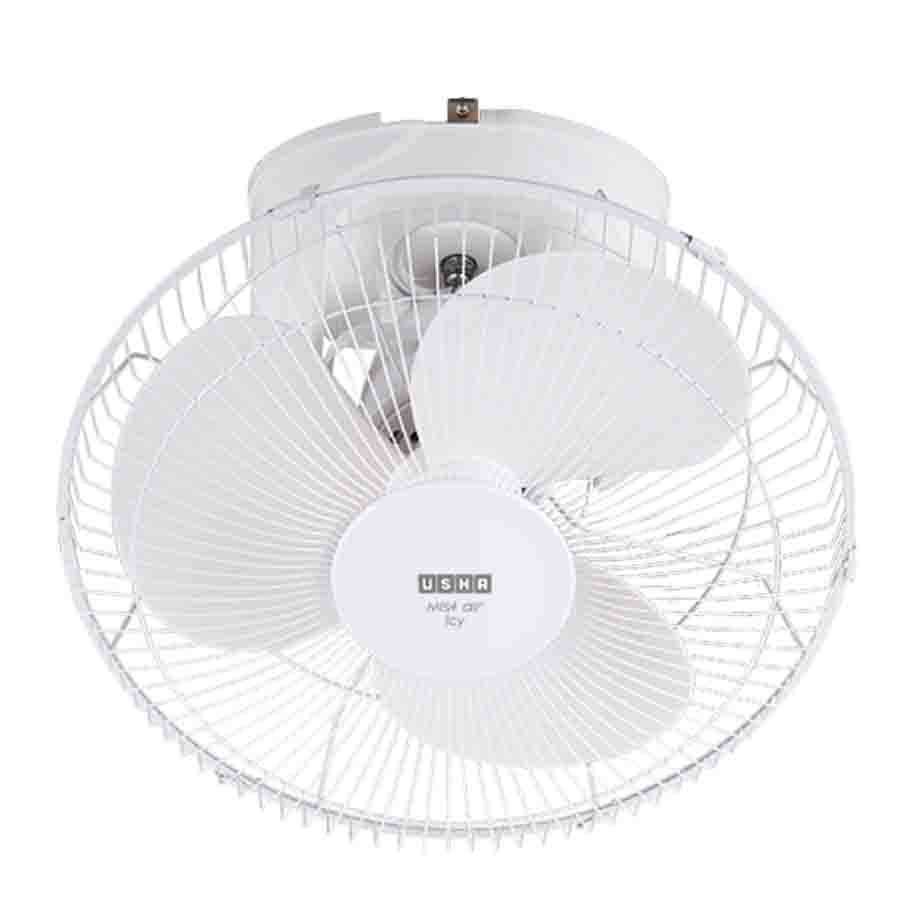 Usha Mist Air Icy Rotocab Silent Operation Wall Fan