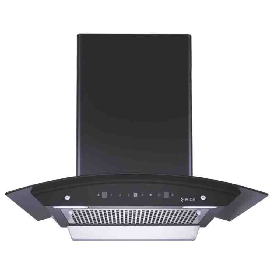 Elica 60cm Auto Clean Chimney (WDFL 606 HAC MS NERO)