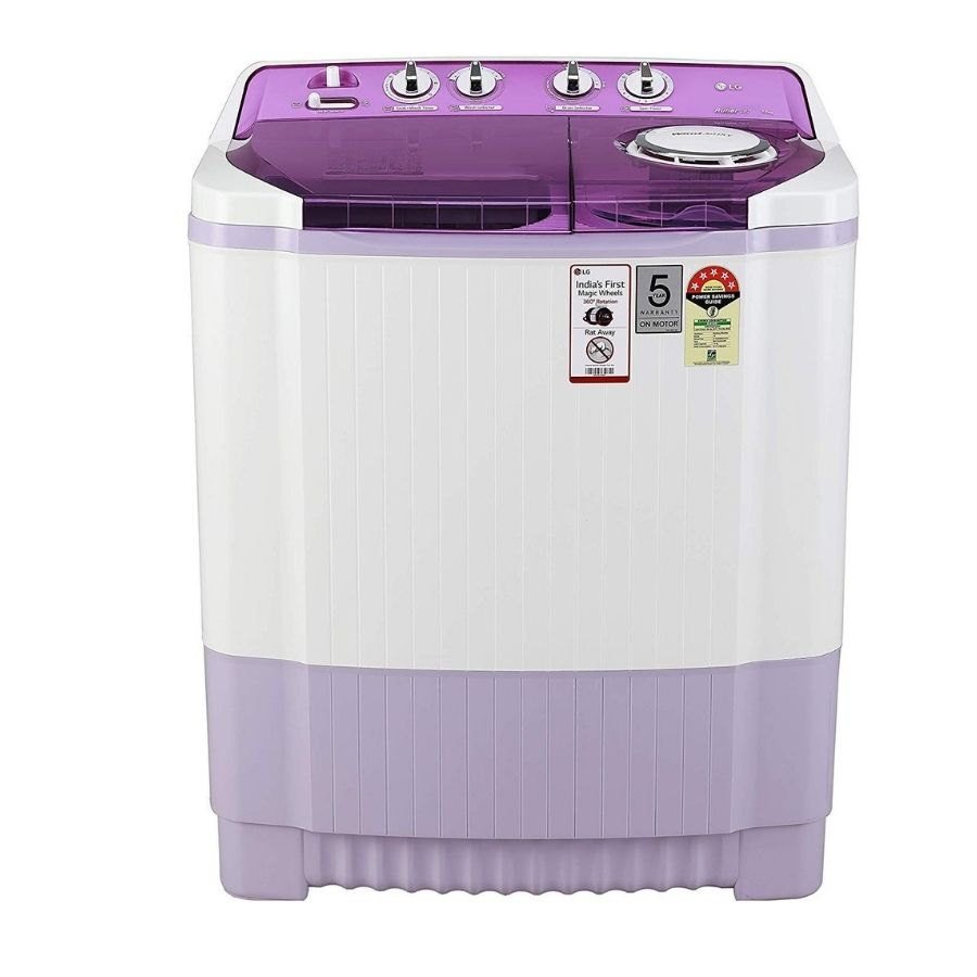 LG Semi-Automatic Top Loading Washing Machine (P7535SMMZ)