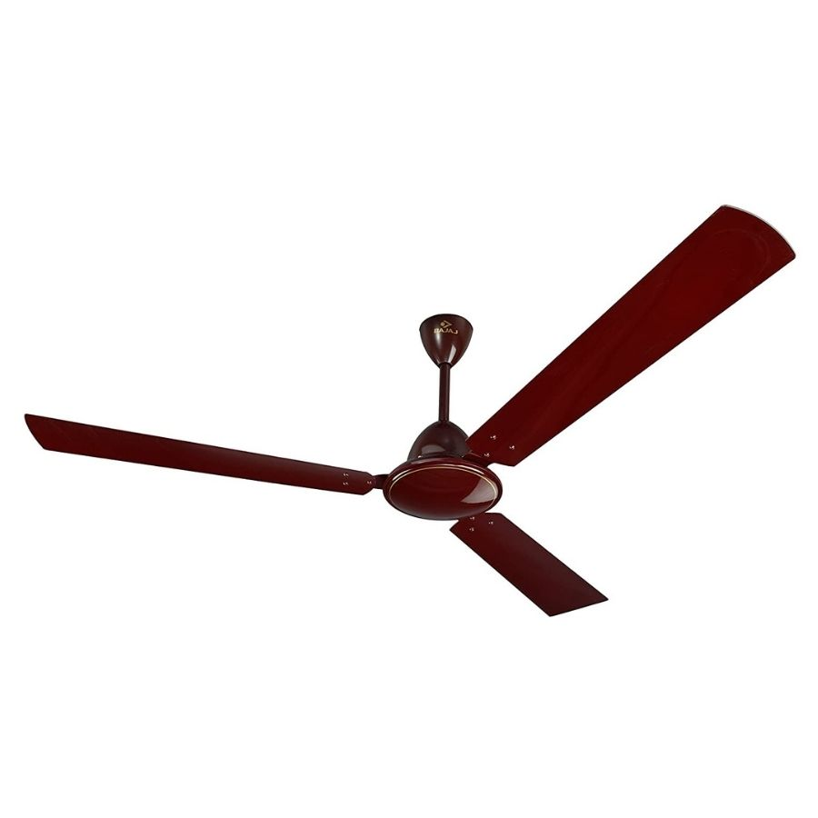 Bajaj Ultima 900 mm Ceiling Fan (Brown)