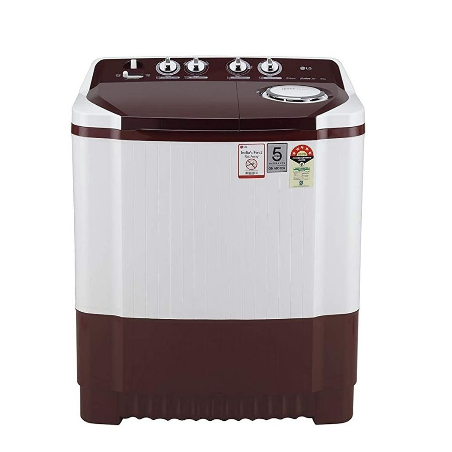 LG Semi-Automatic Top Loading Washing Machine (P8030SRAZ)