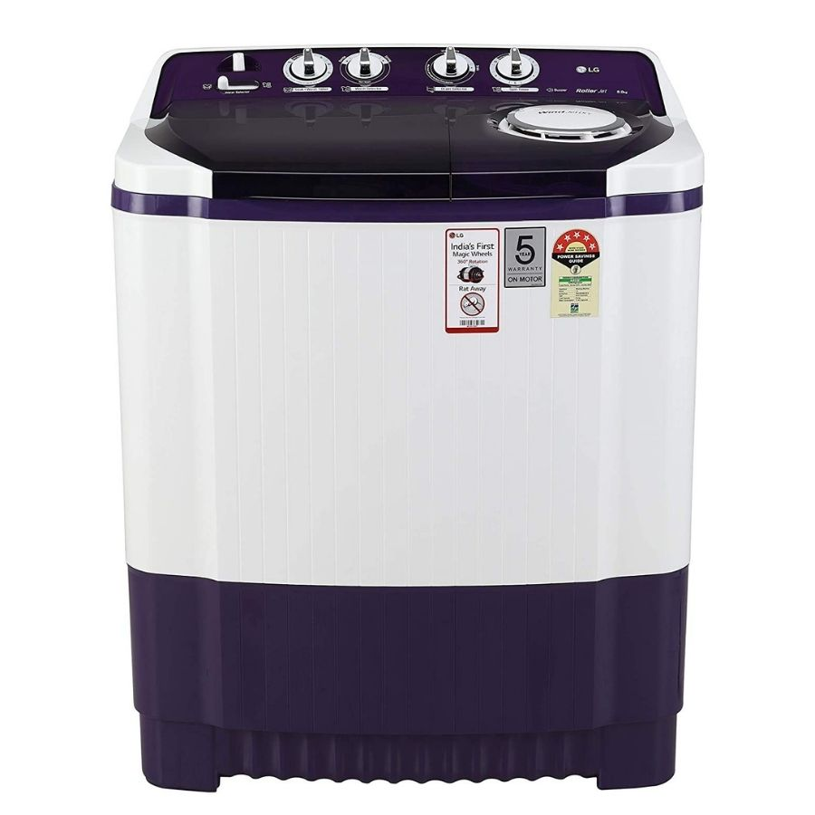 LG Semi-Automatic Top Loading Washing Machine (P8035SPMZ)