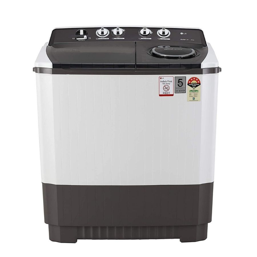 LG Semi-Automatic Top Loading Washing Machine (P1045SGAZ)