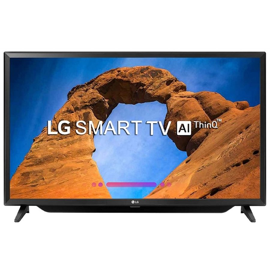 LG 81.3cm 32 inches HD Ready LED Smart TV (32LK628BPTF)
