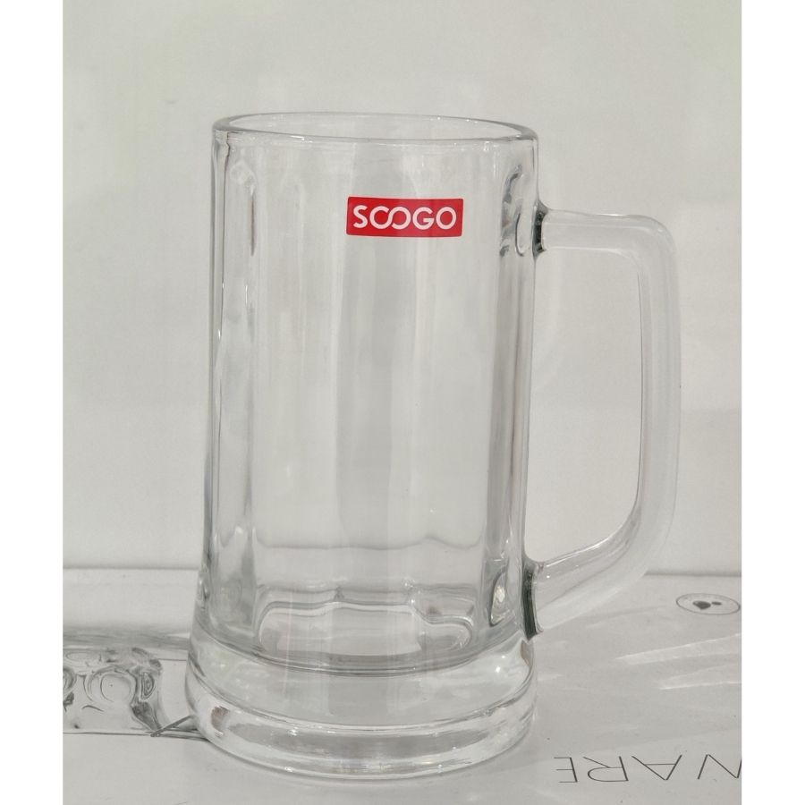 Soogo By Sanjeev Kapoor Munich Glass Mug Set