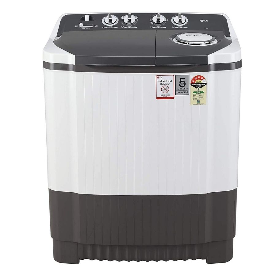LG Semi Automatic washing Machine(P7020NGAY)
