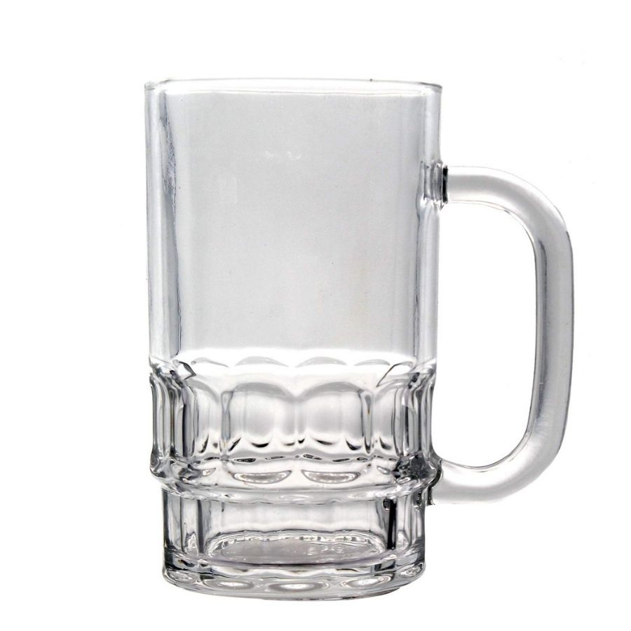 Soogo Regent Beer Mug,Set of 6 Mugs