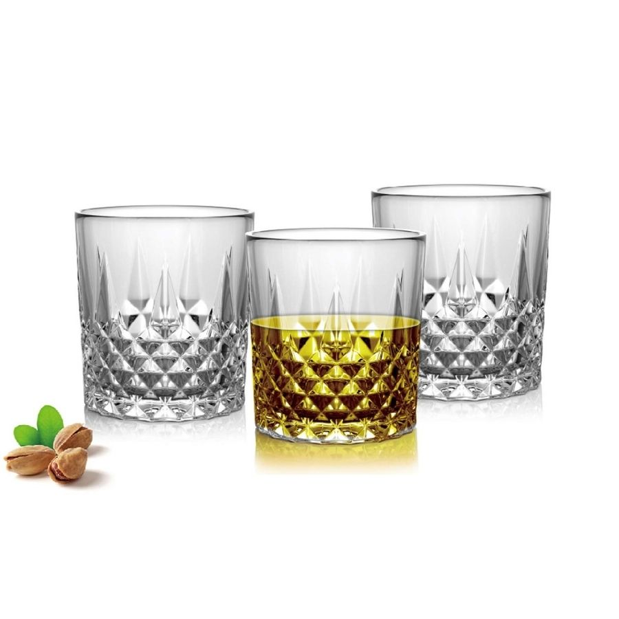 Sanjeev Kapoor Paris family drinkware 6 Pcs set +2 pcs free