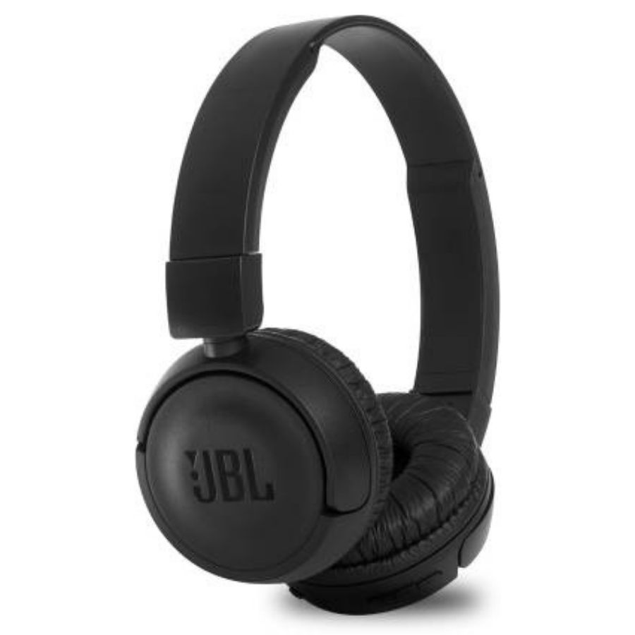 JBL T450BT Extra Bass Bluetooth Headset(Black)
