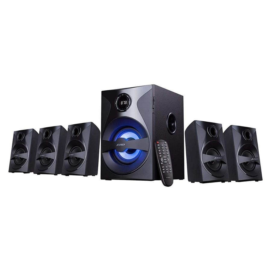 F&D F3800X 80W 5.1 Bluetooth Multimedia Speaker