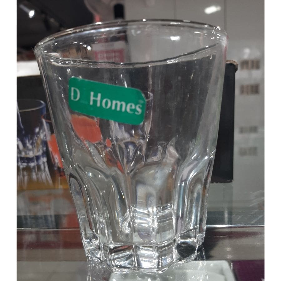 D home Juice Glass 6 Pieces Glass Set