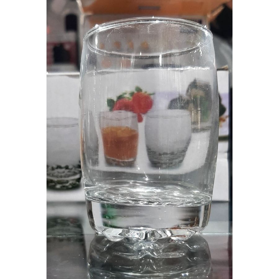 D home high quality glass, 6 pcs Glass Set