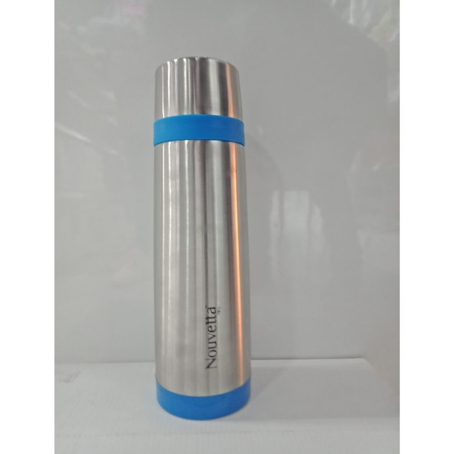 Nouvetta Vacuum Steel Hot And Cold Bottle, 800ml