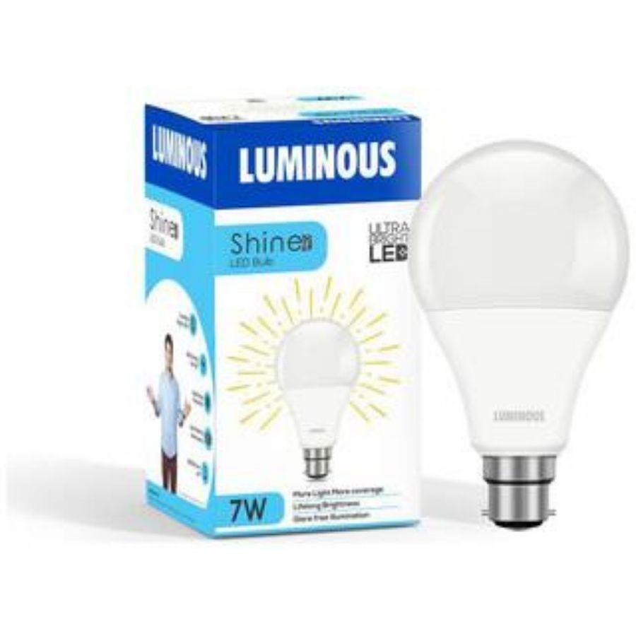 Luminous 7W LED LAMP SHINE PRO B22D CDL LED Blub