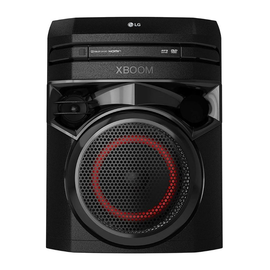 Best LG X-Boom ON2D 100 watts Home Audio System (Black)