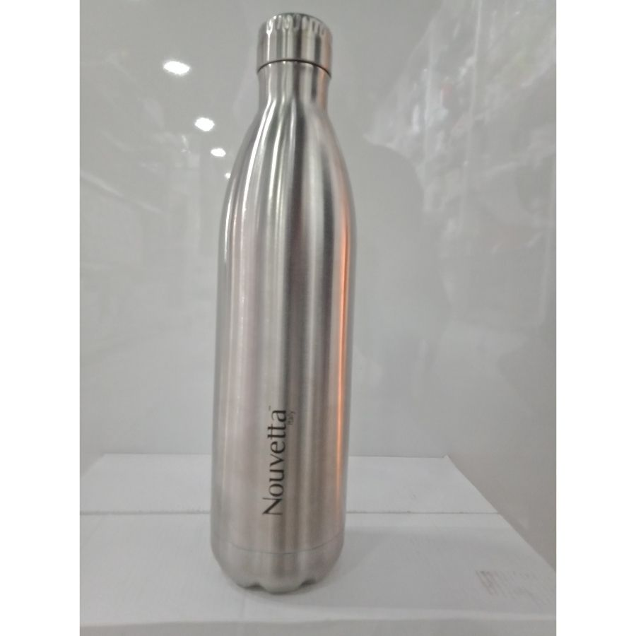 Nouvetta Double Wall Steel Bottle Vacuum Steel 1000 ml