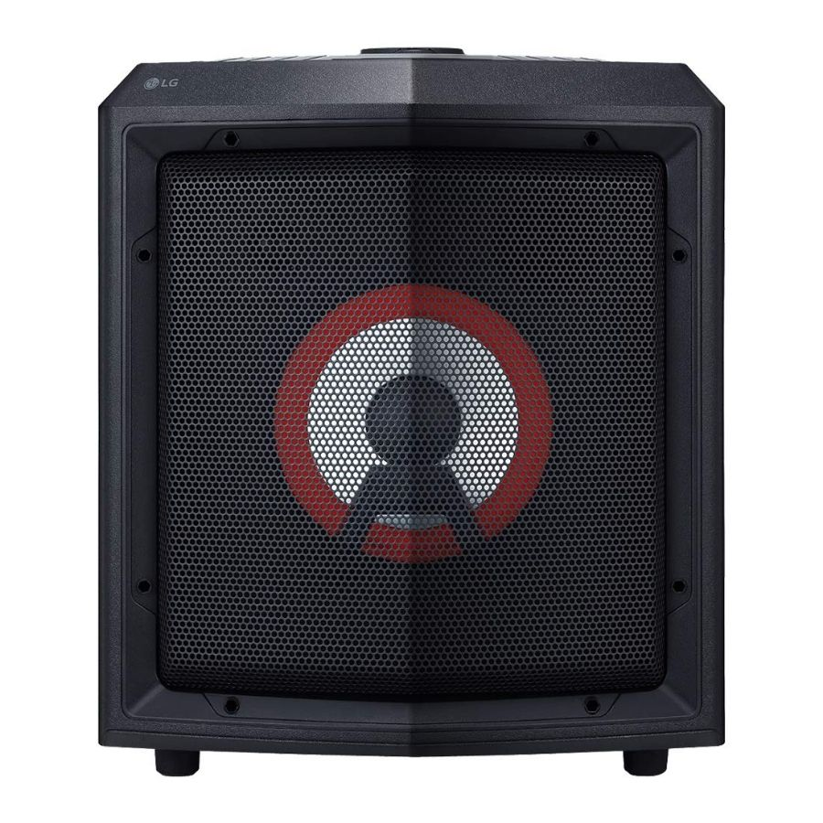 Best Top LG RL2 Bluetooth Party Speaker with Trolley