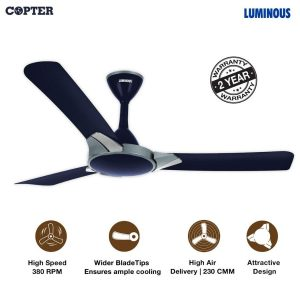 Luminous Copter 1200mm Ceiling Fan